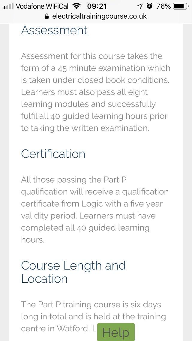 Part P Certificate >> Etiqueta Partp Al Twitter