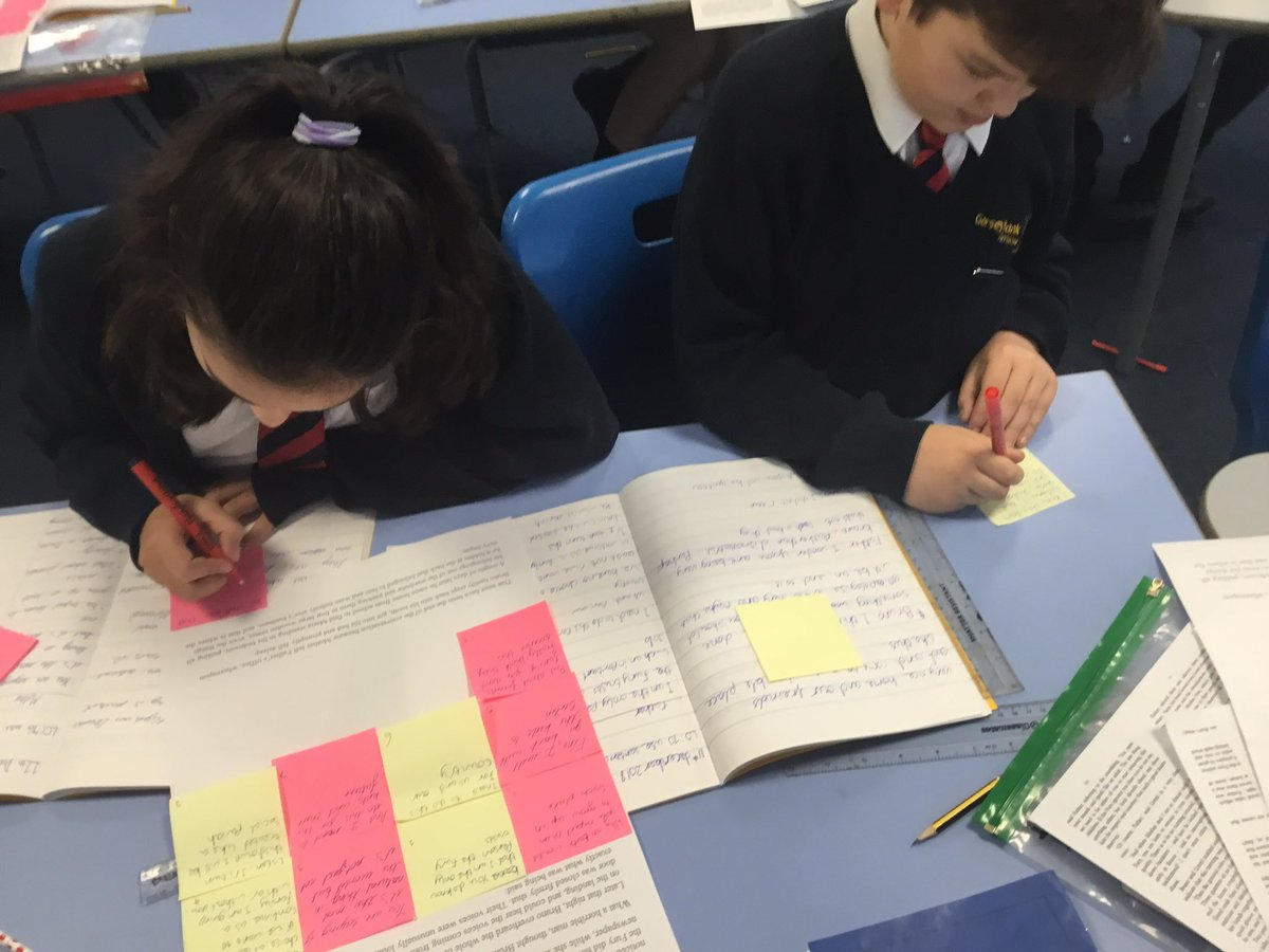 test Twitter Media - We are creating our own conversations between Mother and Father in 'The Boy in the Striped Pyjamas' - lots of great ideas coming out, including use of our 'word of the day' which today is 'pariah'.... #gorseyenglish https://t.co/k8igmLJC7V