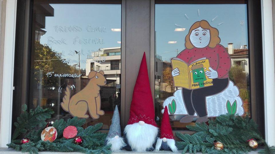 #Treviso. Spariti gli gnomi della biblioteca dei r...