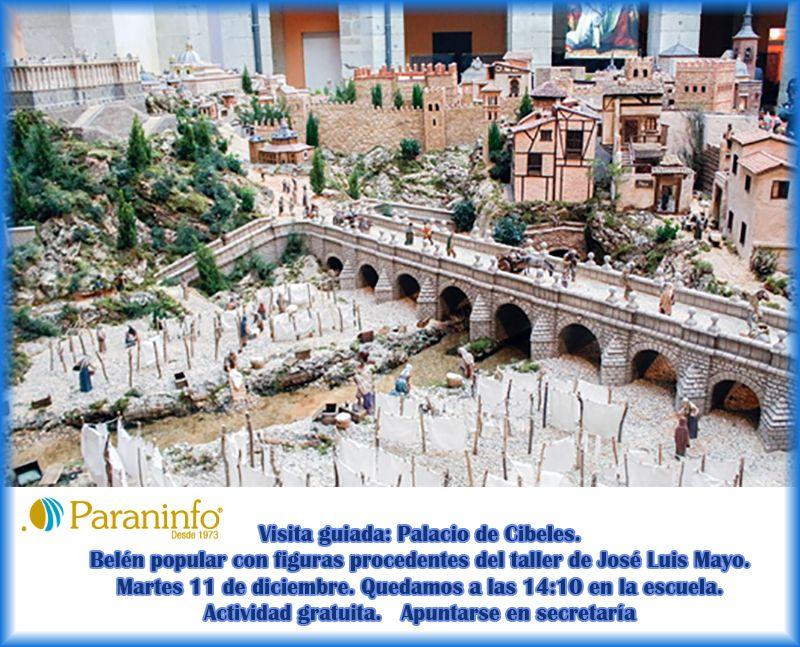 Academia Paraninfo On Twitter Visita Guiada Palacio De