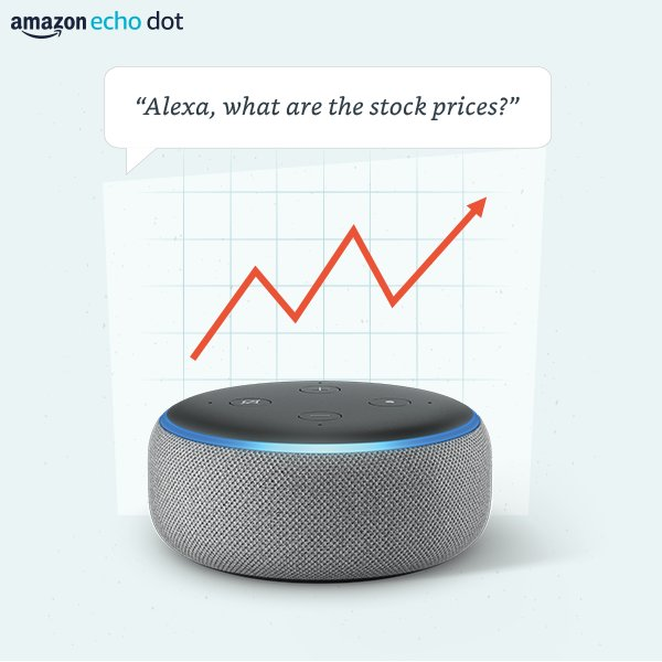 Thinking of investing in the stock market? Manage your finances with the latest stock trading news #JustAsk Alexa.<br>http://pic.twitter.com/R1yrswKXUh