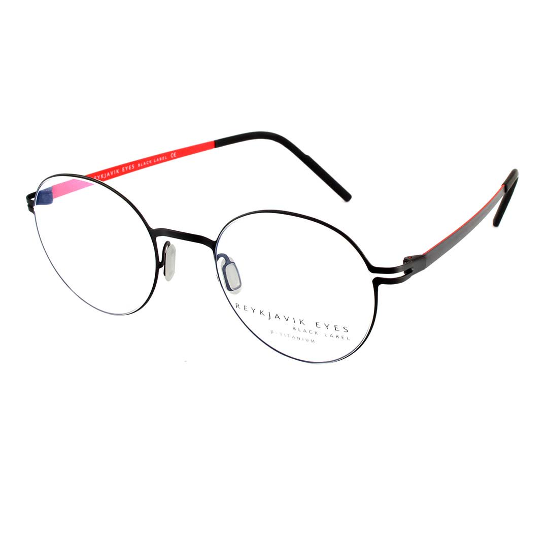 66991016748 DAY 11    VILI is a classic round eye frame suited to many face types