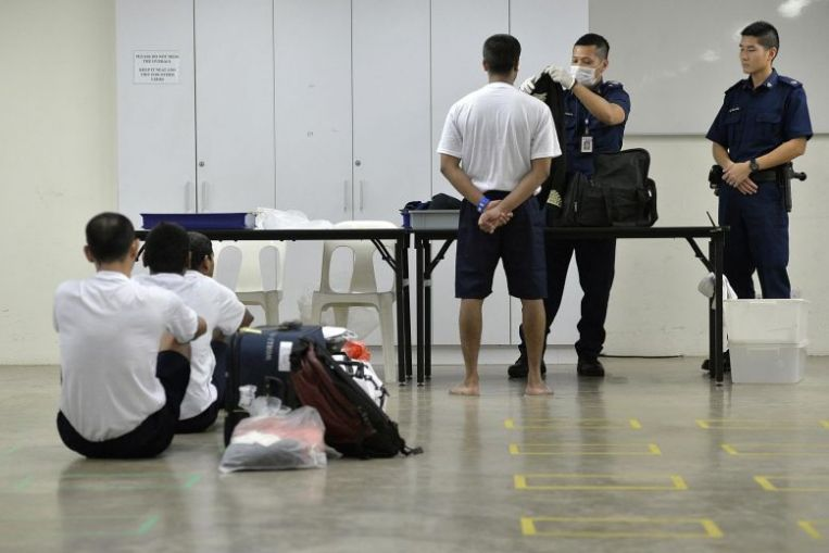 Changes to #Singapore's #law on detention without trial to kick in next year https://t.co/UgXNuQLqnt