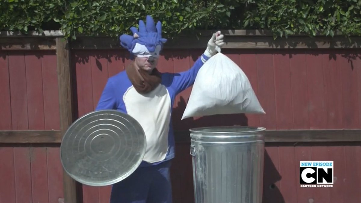 This sonic would be better in live action throw that demon in the bin 😂