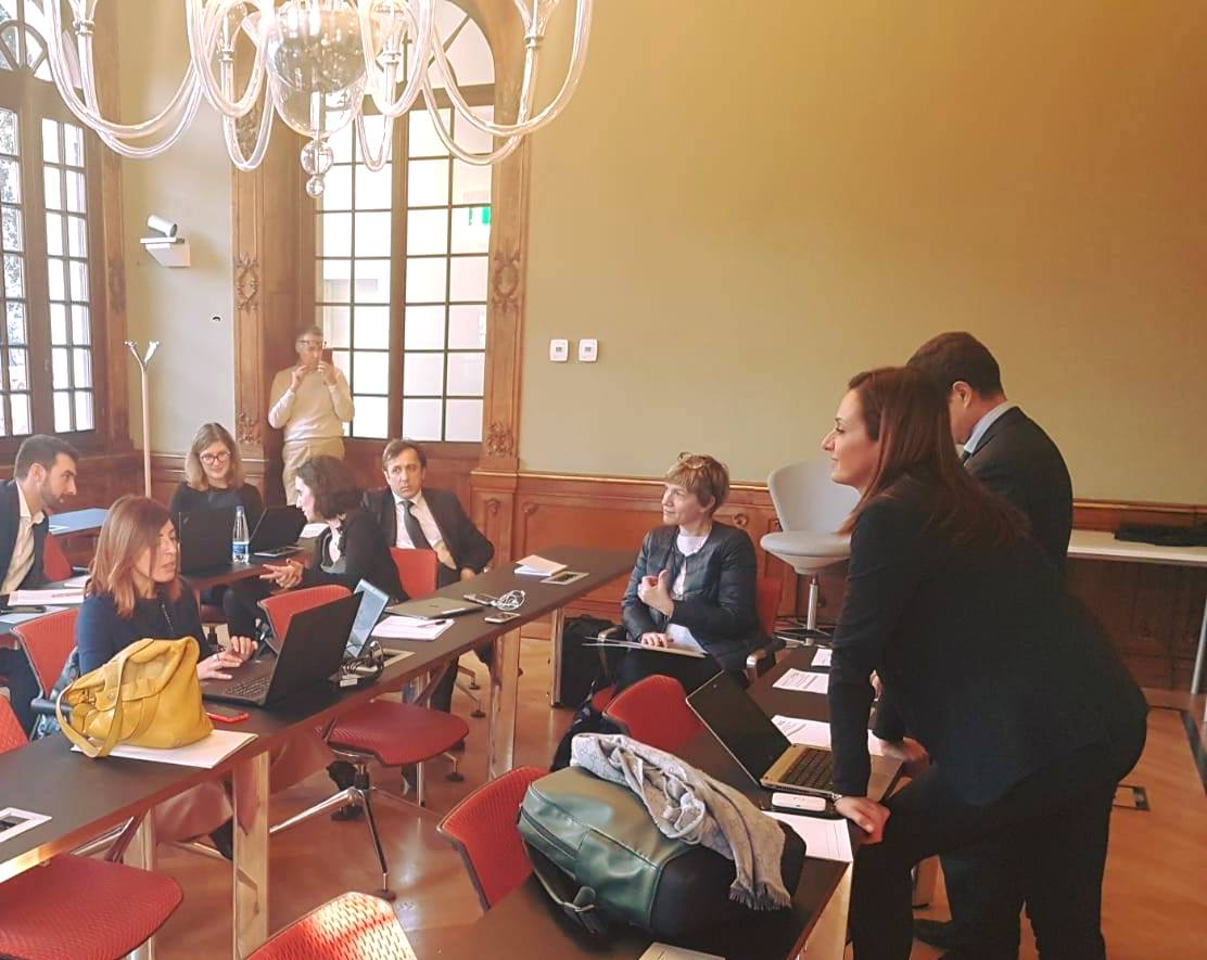 test Twitter Media - Alcuni scatti dal workshop sul Partenariato Pubblico Privato organizzato dalla LUISS Business School - Villa Blanc per IBM ed in collaborazione con Fondirigenti.  Intervento del partner di Iniziativa Ivo Allegro con Marco Messina e Melina Nappi. https://t.co/CGgvQAmqiu