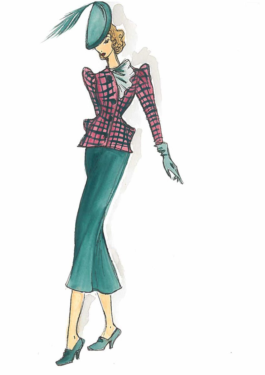 Fashion And Textile Museum On Twitter Draw Like A Designer Is Back In The New Year Join Us On This Practical Class To Learn Drawing Tricks Design Tips Based On The