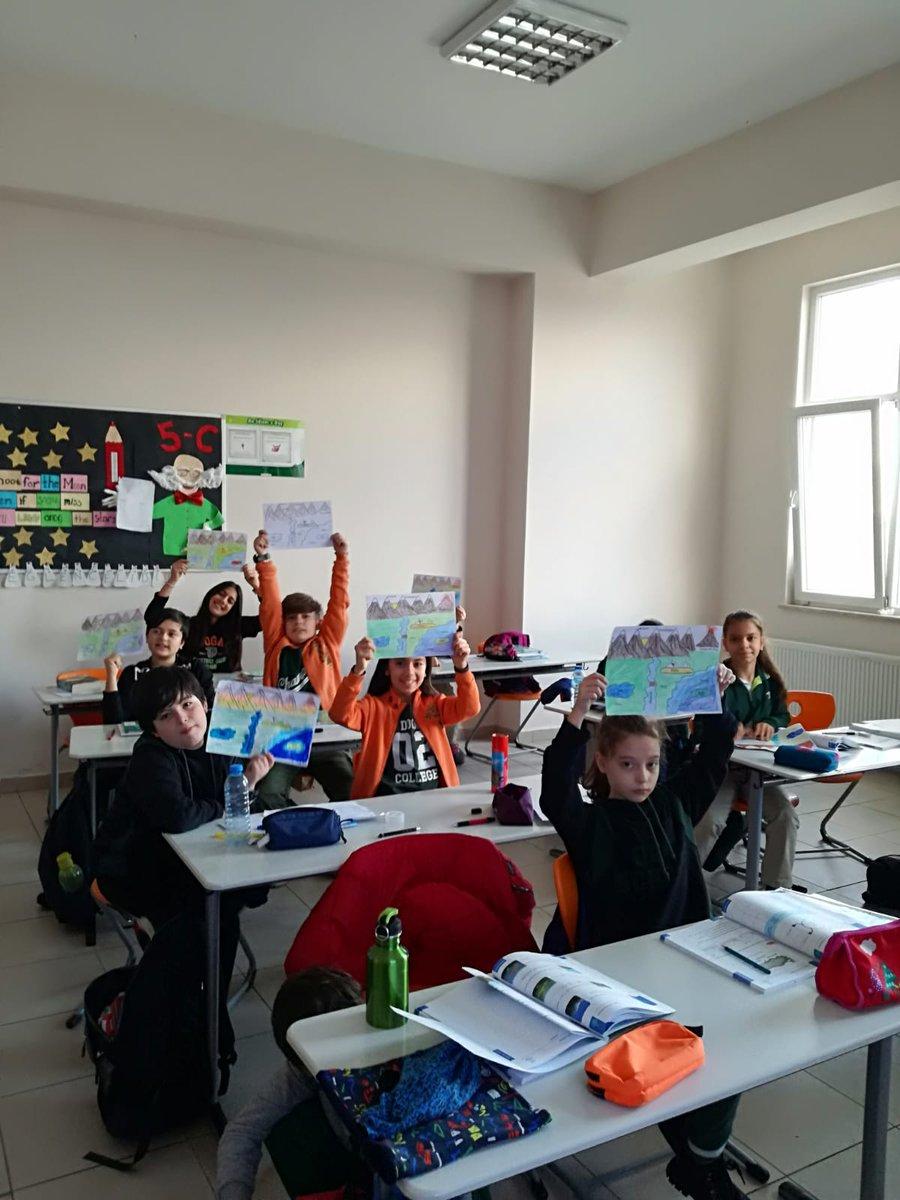 Fadime Satir On Twitter Isparta Doga Orta Okulu Yeryuzu