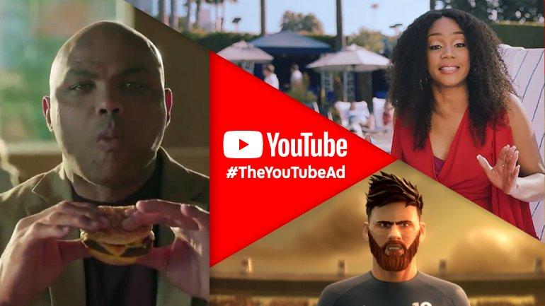 Estos son los ganadores de #TheYouTubeAd, los mejores anuncios de #Youtube 👉 http://bit.ly/2zRY7OS  Muy fans de cómo han llamado a las categorías 😁