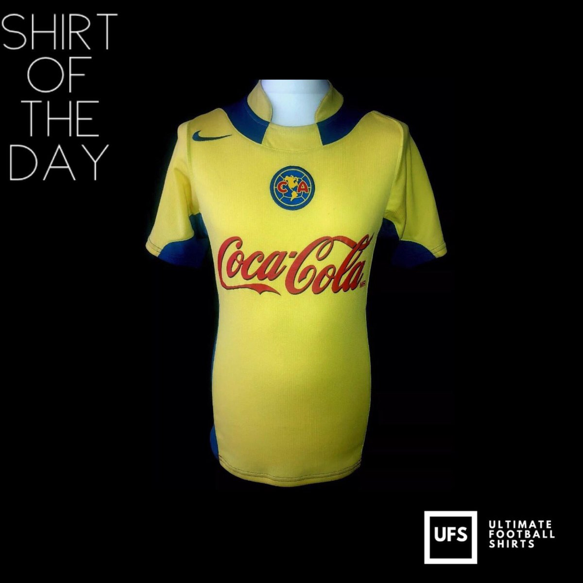 best website db88a facbe Ultimate Football Shirts on Twitter: