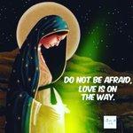 Image for the Tweet beginning: DO NOT BR AFRAID. LOVE