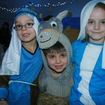Oh what stars they all were! Parents enjoyed a fantastic nativity performance of 'What A Star' by our Pre-Prep children this morning. They sung their hearts out! #nativity #earlyyears #prepschool #LongacreLife