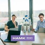 Image for the Tweet beginning: HAMKin tutkimusyksiköt saivat uudet nimet