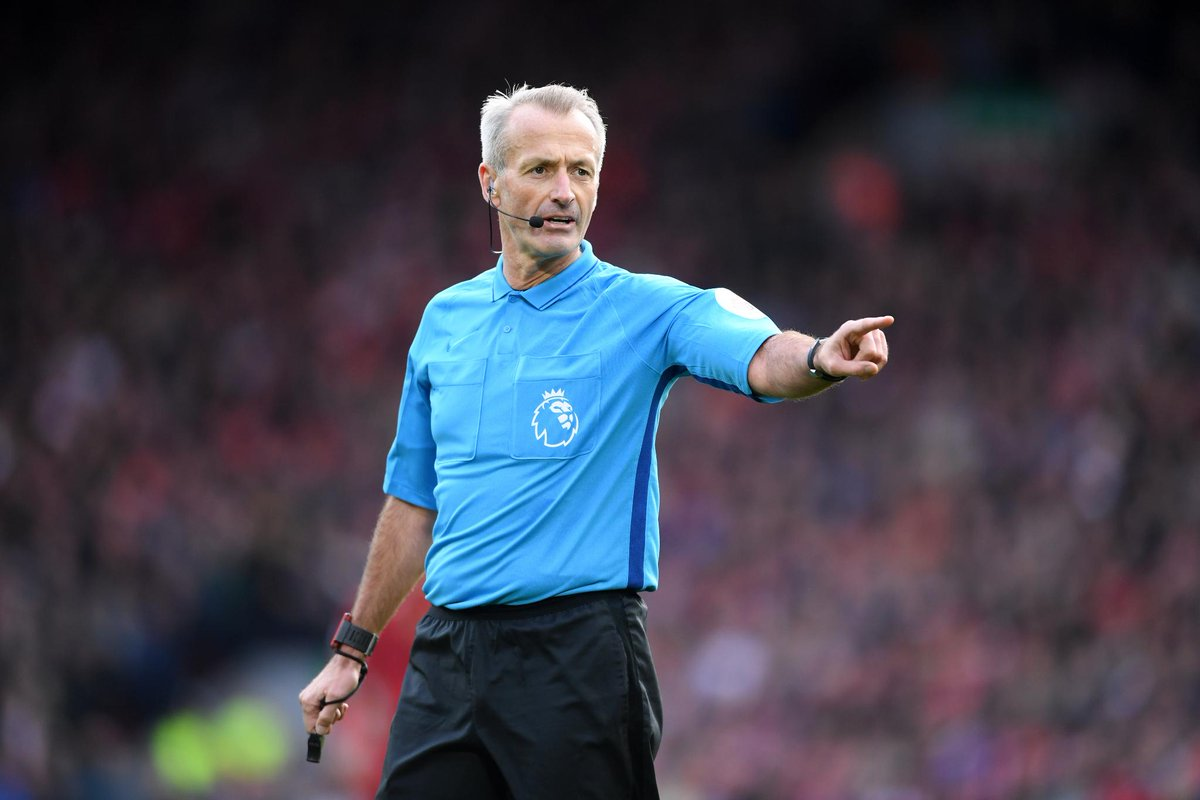The match officials for #PL Matchweek 17 (15-16 Dec) have been appointed ➡️ http://preml.ge/edvVtu