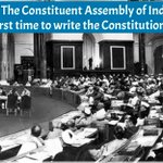 Constituent Assembly Twitter Photo