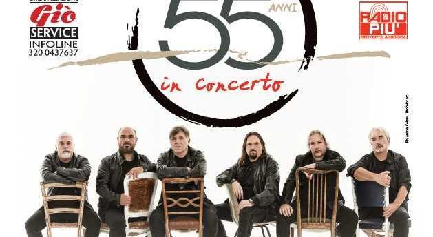 Nomadi tutta la vita: concerto il 26 dicembre a Fa...