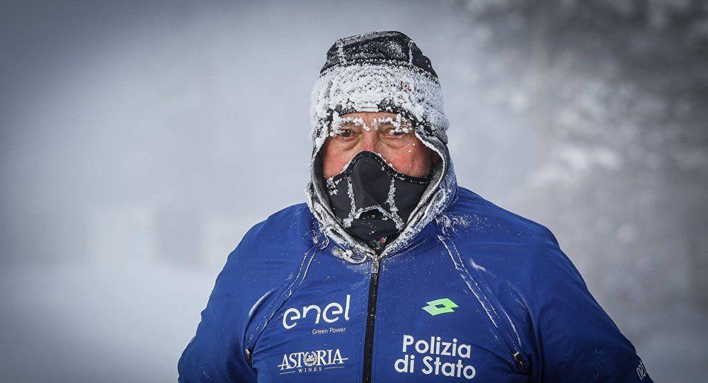 Paolo Venturini, il poliziotto di #Padova che corr...