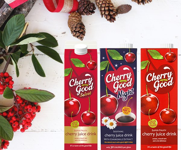 tart cherry juice svenska