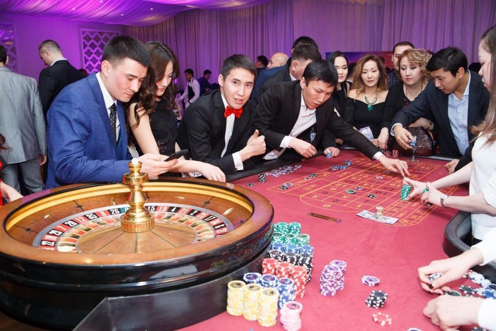 казино с реальным депозитом