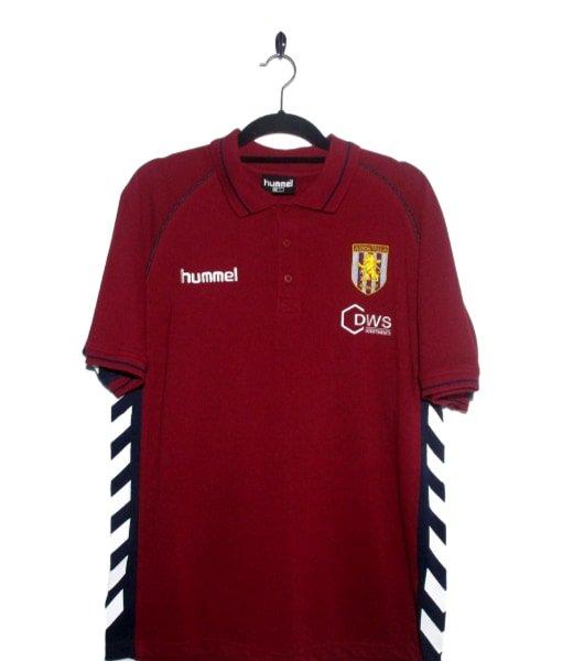 Aston Villa Polo Shirt (L) http://tinyurl.com/yd49kqgb #soccer #football #footballshirt