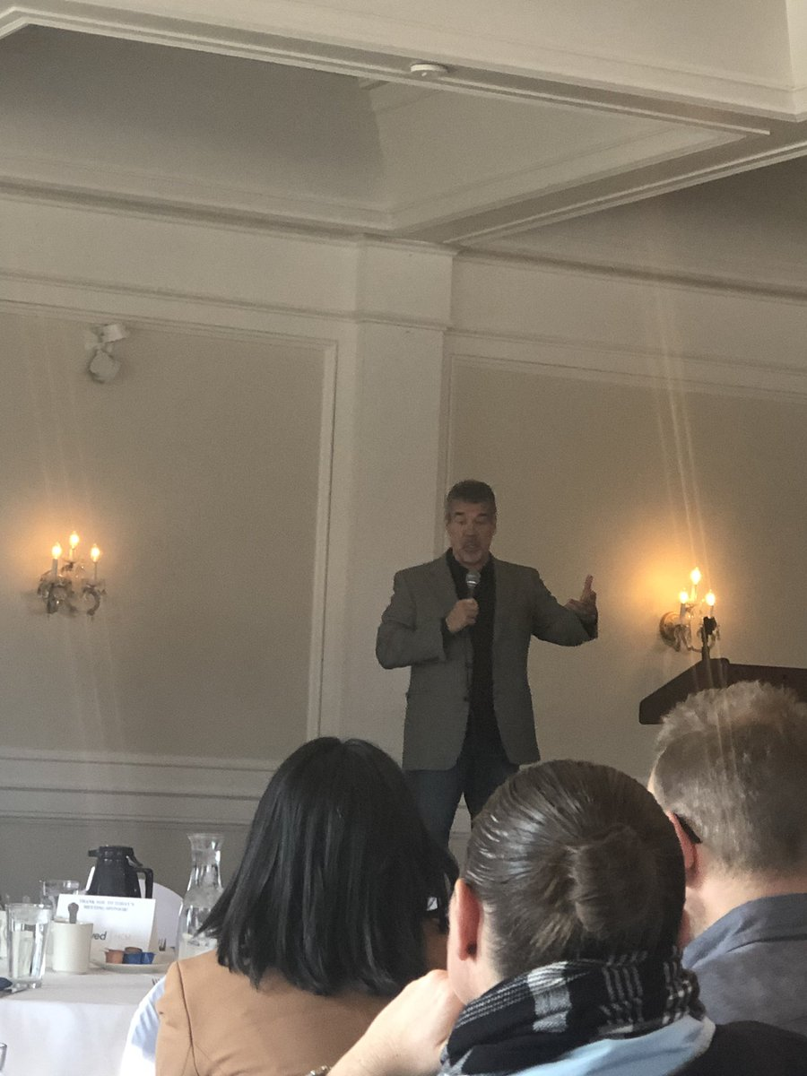 Thanks @TimothyKight for inspiring us at the HRACO meeting today! #dmgb