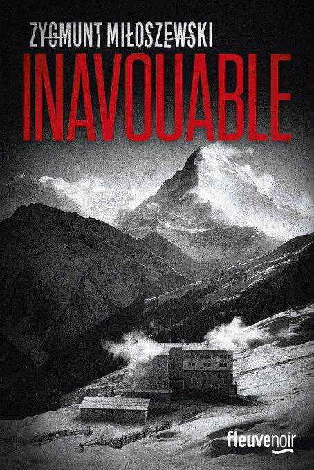 #MardiConseil Il y a 1 an : INAVOUABLE Zygmunt Miloszewski @Fleuve_Editions #thriller Un page-turner intelligent, passionnant, ébouriffant, à lire absolument ! | Photo