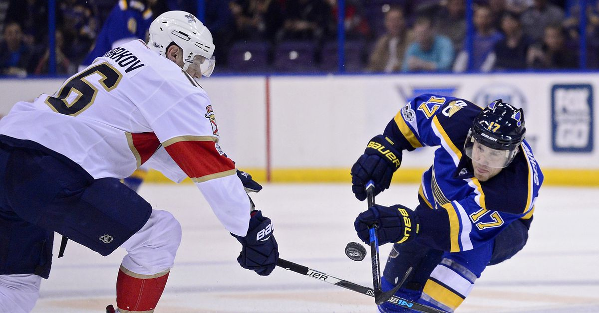 Panthers at Blues Preview: The Schwartz may be with us tonight #Blues  https://fanly.link/33a4652ac0