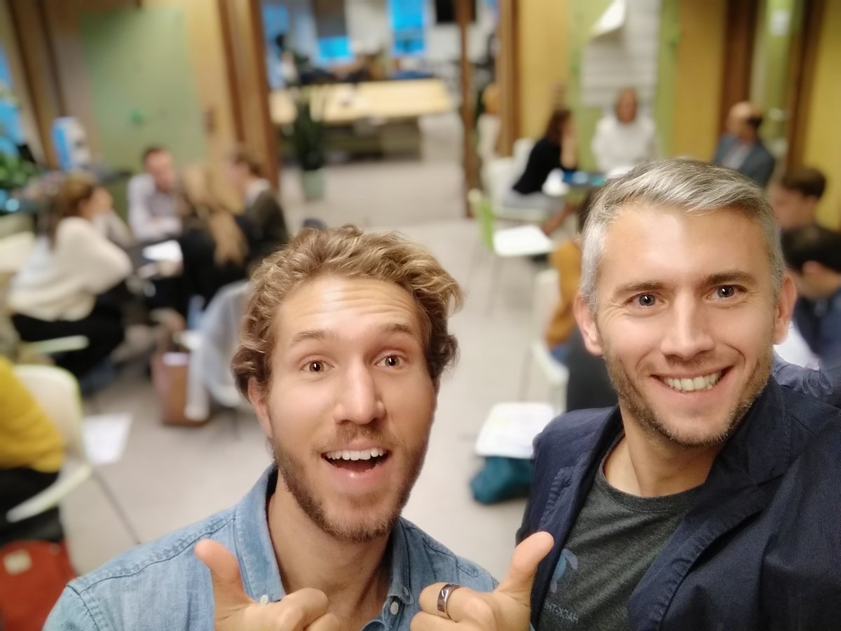 It was great to have you in our Humanitarian Innovation Course (see: https://t.co/SxlnmqIFbV)  @h4ck_the_planet @GemeenteDenHaag