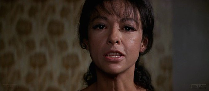 Happy Birthday to Rita Moreno who\s now 87 years old. Do you remember this movie? 5 min to answer!