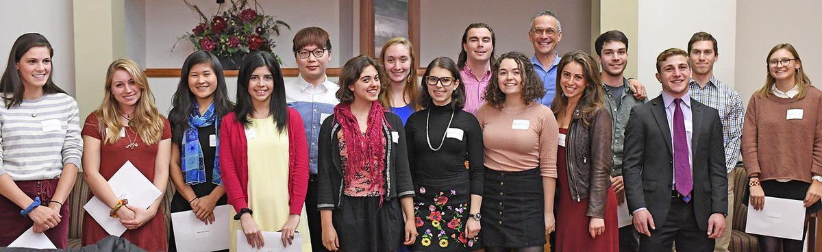 test Twitter Media - Congratulations to the 16 Wes seniors who were recently elected into Phi Beta Kappa society! https://t.co/Jz6aqaS6Z2 https://t.co/IMdyojuWTd