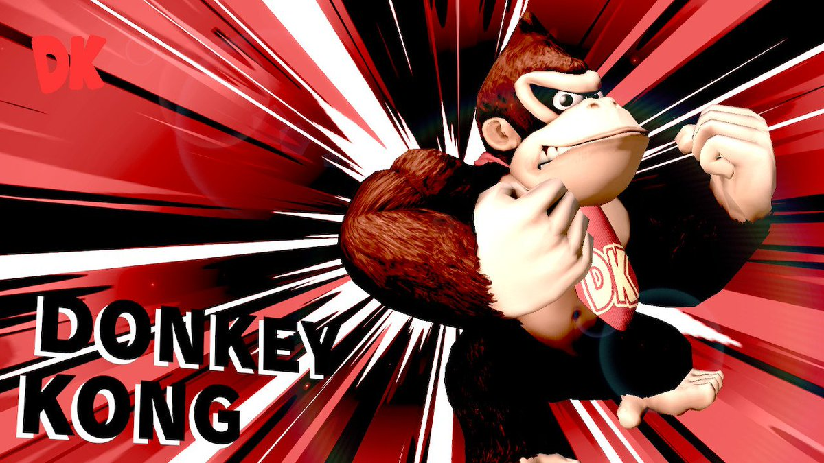 It&#39;s DELIGHTFUL playing as Donkey Kong in #SuperSmashBrosUltimate. I don&#39;t think he&#39;s ever felt this good in the series; he&#39;s just the right mix of bombastic power and graceful agility. This is taking me back to Melee in the best ways. <br>http://pic.twitter.com/ibLQI2y1as