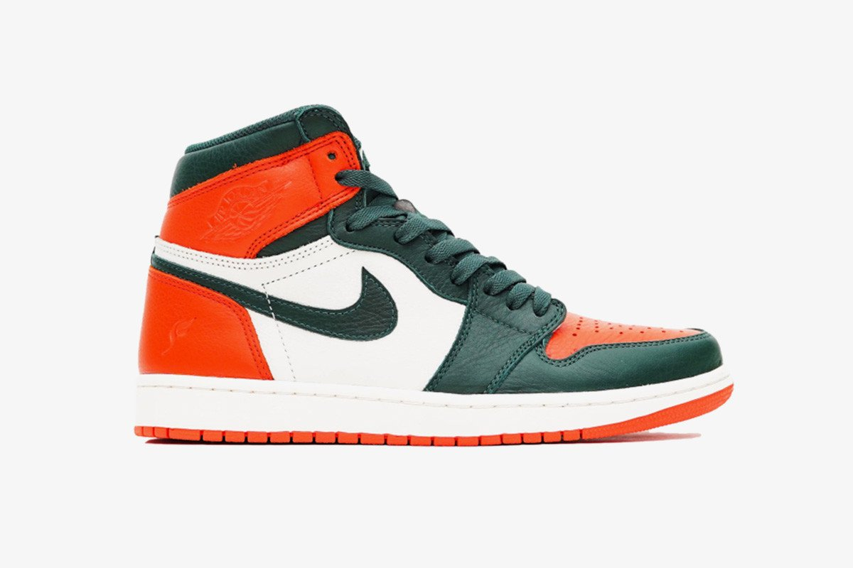 Here s how much the SoleFly x Air Jordan 1 pack is reselling for  https  50c0608798