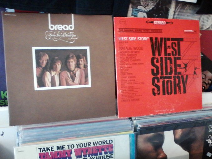 Happy Birthday to David Gates of Bread & Rita Moreno who was in Westside Story