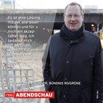Image for the Tweet beginning: Jens-Holger #Kirchner @gruene_berlin geht in