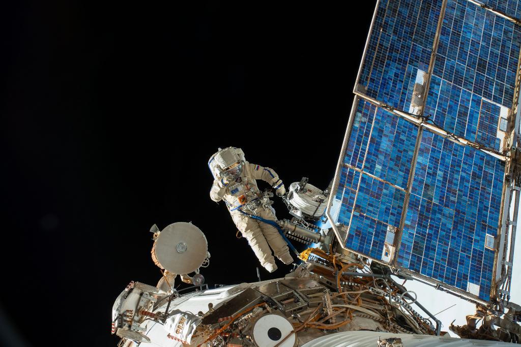 NASA's photo on Soyuz