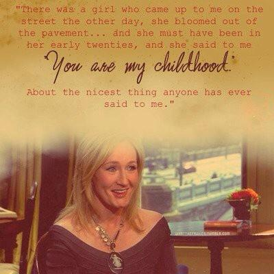 """""""You are my childhood."""""""