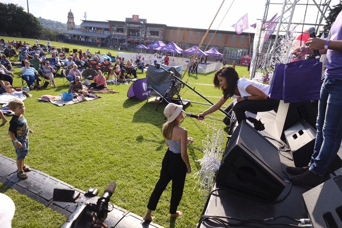 Your knowledge about the event could earn you a gift from Jacaranda FM! #JacaCarols Photo