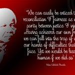 #NelsonMandela Twitter Photo