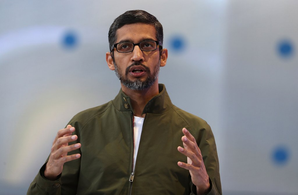 Watch Google CEO Sundar Pichai testify in Congress — on bias, China and more https://t.co/gN0l3AMpbx by @riptari