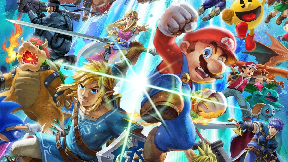 Get an idea for where your Smash Bros. main stacks up in comparison to everyone else with our detailed tier lists.  https://t.co/cLXbmYbxC7