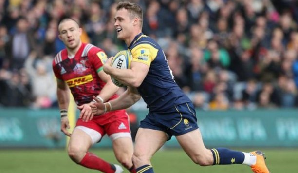 test Twitter Media - Worcester Warriors fly-half Jamie Shillcock has signed a new two-year deal with the Premiership club.  Read👉https://t.co/55mMA3N7iy https://t.co/4Jc562XkC9