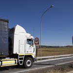 Heavy vehicles should be regularly maintained and not be overloaded. #WHOA