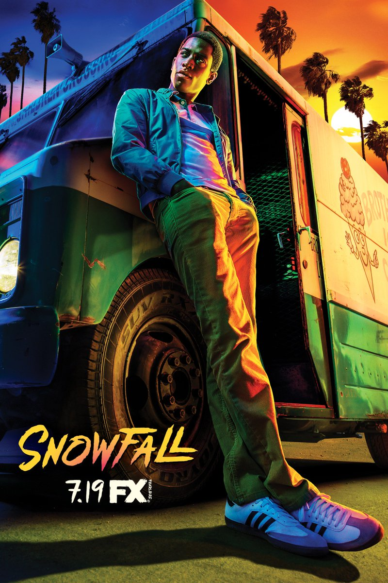 #SnowfallFX Latest News Trends Updates Images - ClioAwards