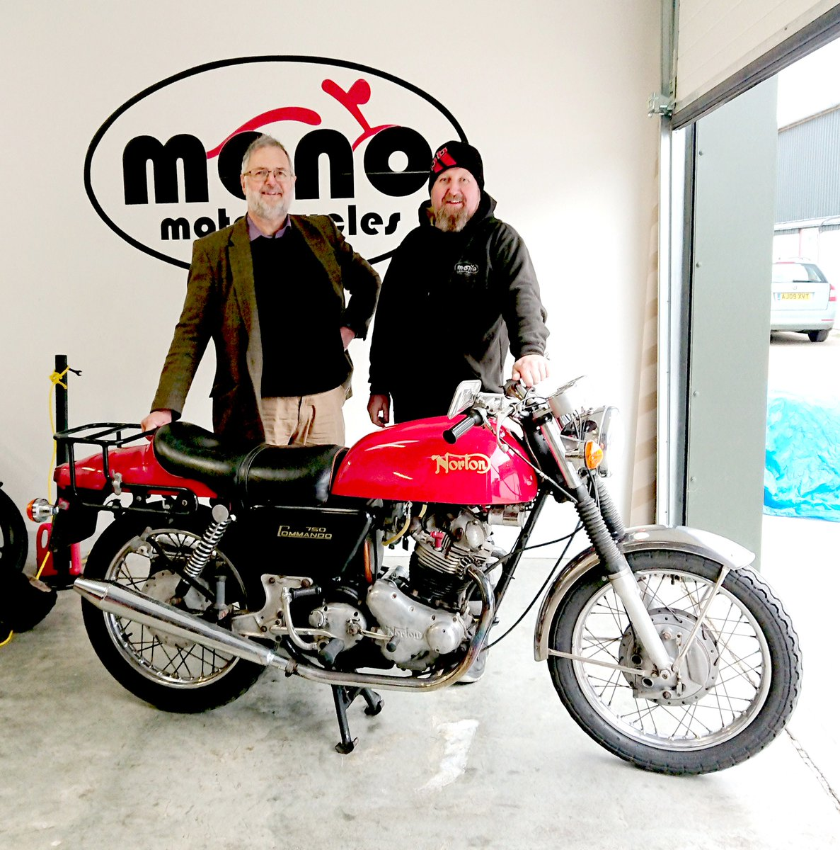 mono motorcycles on Twitter: