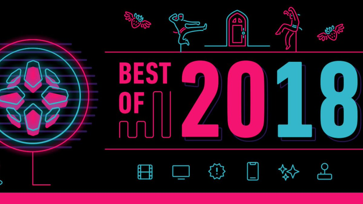 Games, movies, comics, TV shows, and more! Check out our complete list of nominees for IGN's Best of 2018 awards: https://t.co/4sjXXk2mvL