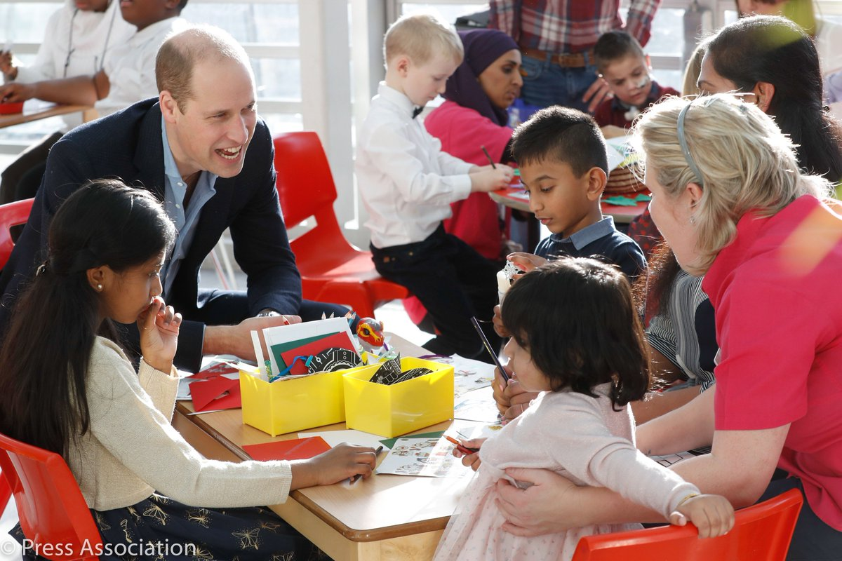 At @EvelinaLondon The Duke and Duchess met children receiving care at the hospital, hear from staff and parents about Evelina London's life changing care and support for families.