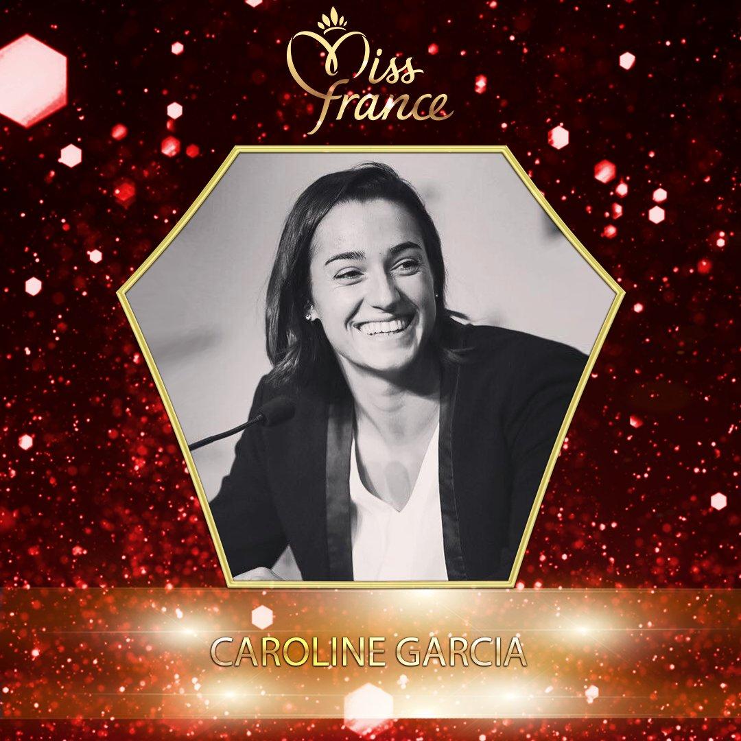 la tenniswoman n°1 français @CaroGarciae , Miss France 20 @LauryThilleman11 , la comédienne  @maudbaecker et enfin la danseuse étoile  @alicerenavand. Rendez-vous samedi à 21h  @TF1sur  ! 👑