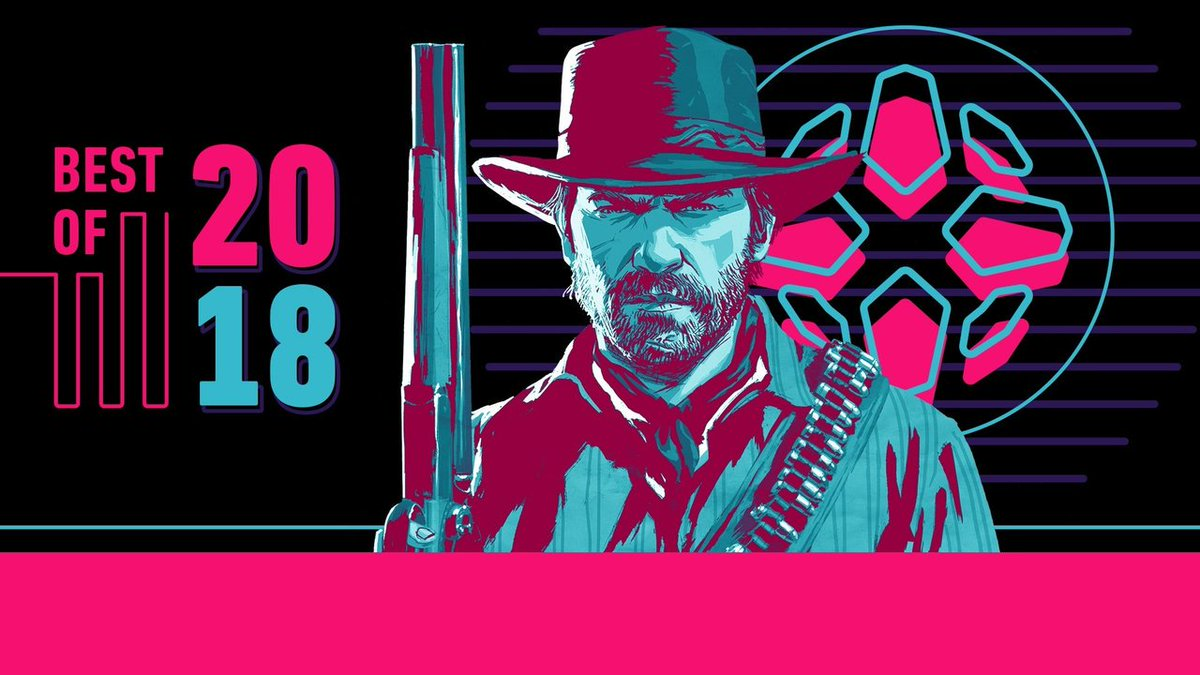 From Red Dead Redemption 2 to Celeste, here's the complete list of nominees for IGN's Best Game of the Year 2018: https://t.co/BlD6sWf83n