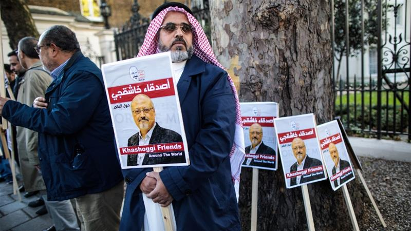 On #AJNewsGrid: Jamal Khashoggi and other targeted journalists have been named Time's Person of the Year. What do you think of their choice? https://t.co/z117rjyxnx