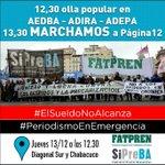 #ElSueldoNoAlcanza Twitter Photo