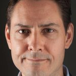 Michael Kovrig Twitter Photo